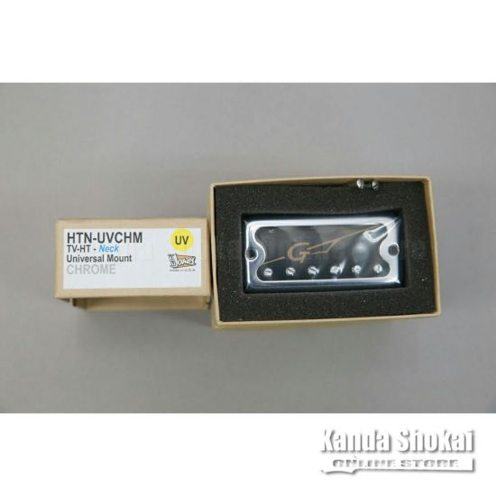 TV Jones TV-HT Universal Mount Neck, Chrome の商品画像1