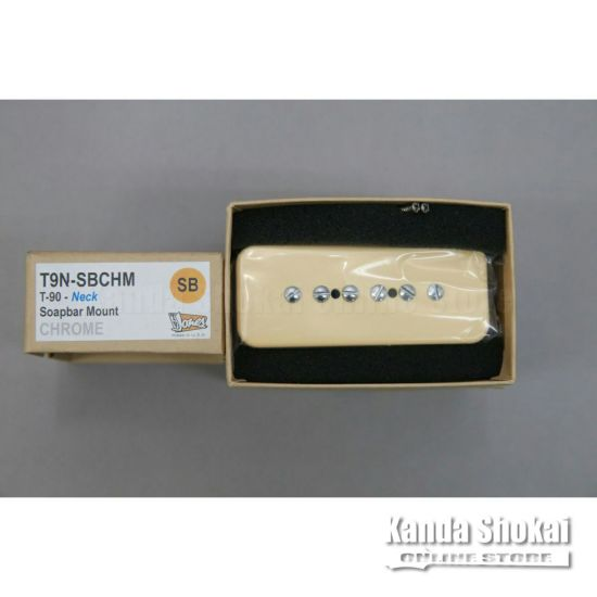 TV Jones T-90 Neck, Cream (Chrome Screws)の商品画像1