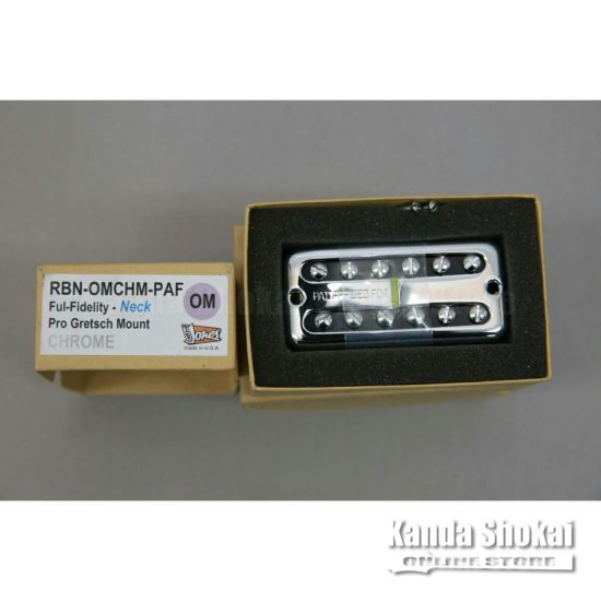 TV Jones Ray Butts Ful-Fidelity Filter'Tron PAF Cover Neck, Chromeの商品画像1