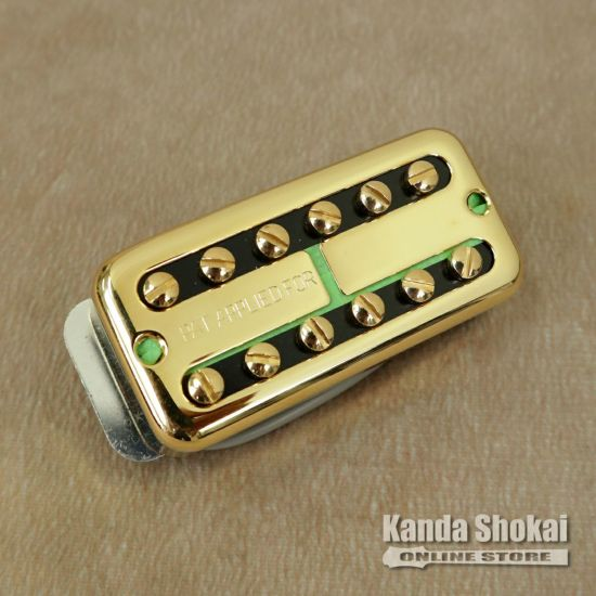 TV Jones Ray Butts Ful-Fidelity Filter'Tron PAF Cover Bridge, Goldの商品画像1