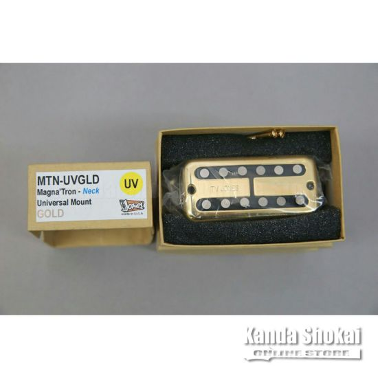 TV JONES Magna' Tron Universal Mount Neck, Gold の商品画像1