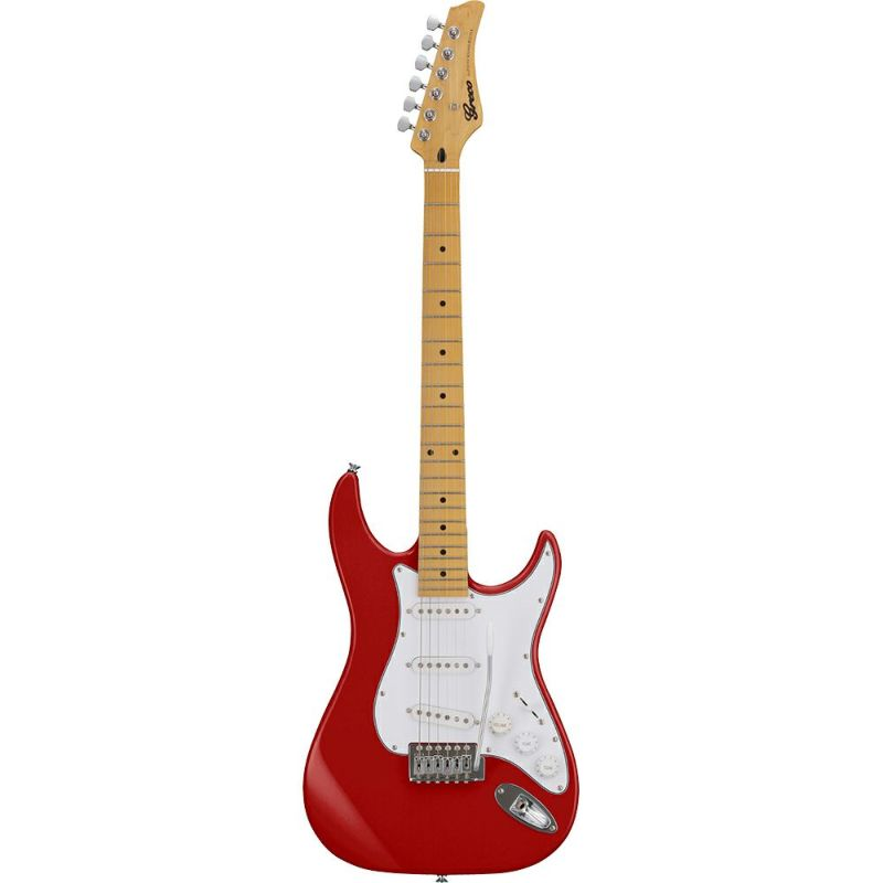 Greco WIS-3S, Metallic Red / Maple Fingerboardの商品画像1