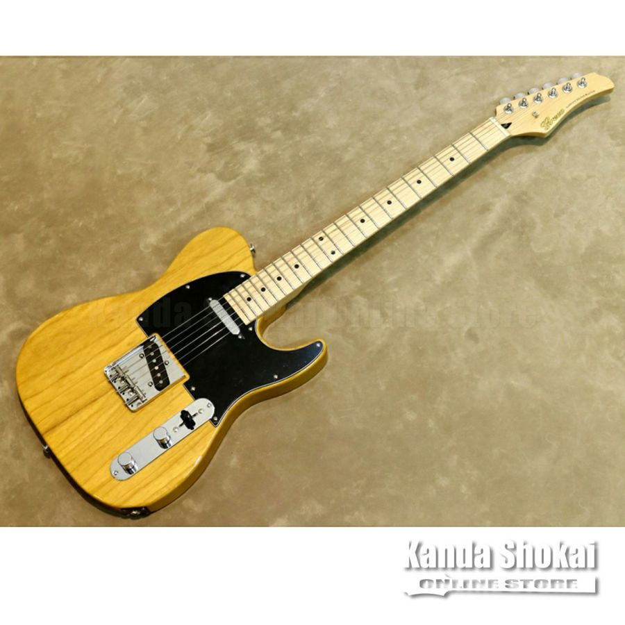 Greco WST-STD Ash, Vintage Natural / Maple Fingerboard  の商品画像1