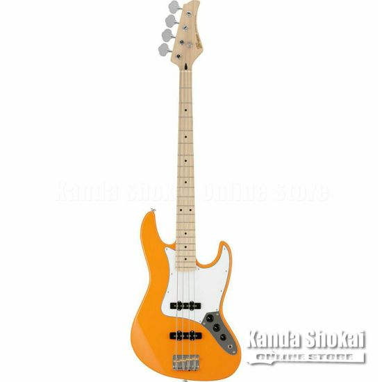 Greco WSB-STD, Light Orange / Maple Fingerboardの商品画像1