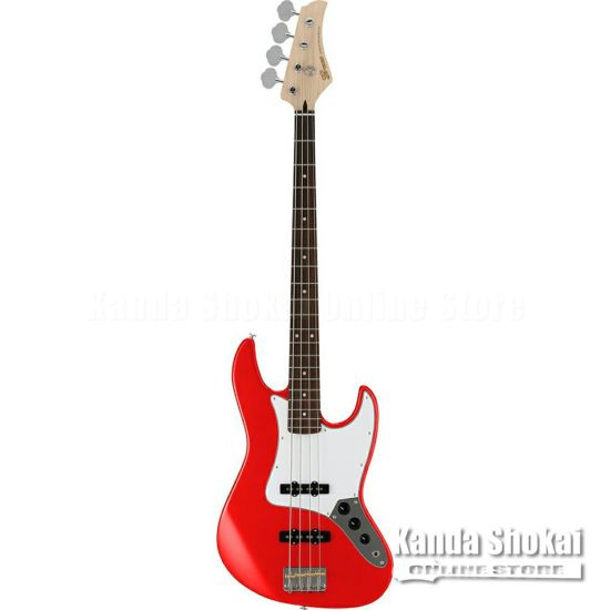 Greco WSB-STD, Red / Rosewood Fingerboardの商品画像1