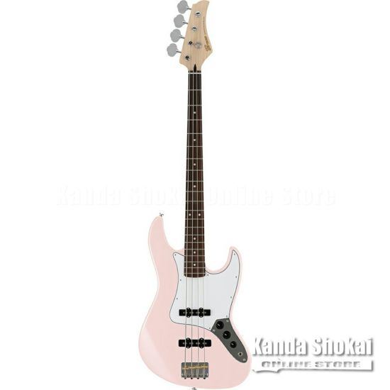 Greco WSB-STD, Light Pink / Rosewood Fingerboardの商品画像1