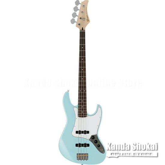 Greco WSB-STD, Sky Blue / Rosewood Fingerboardの商品画像1