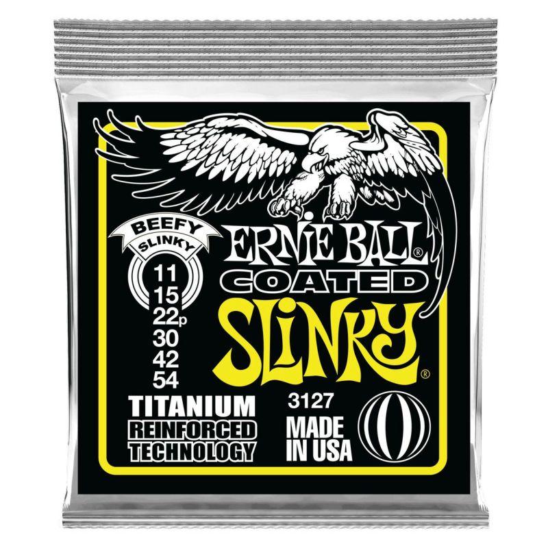 Ernie Ball Coated Beefy Slinky 11-54 [#3127]の商品画像1