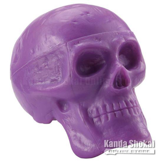 GROVER/Trophy Beadbrain Skull Shaker BB-PURPLの商品画像1