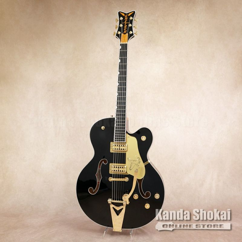 Gretsch G6136T-BLK Players Edition Falconの商品画像1