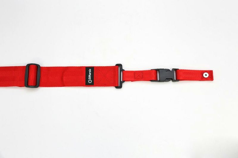 [Outlet] DiMarzio Guitar Strap DD2200 REDの商品画像1