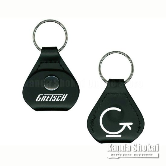 Gretsch Pick Holder Key Chainの商品画像1