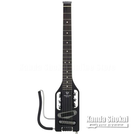 Traveler Guitar Ultra-Light Electric Lefty, Matte Blackの商品画像1