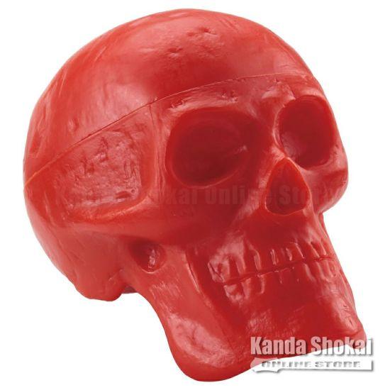 GROVER/Trophy Beadbrain Skull Shaker BB-REDの商品画像1