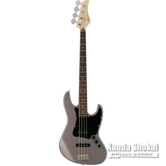 Greco WSB-STD, Metallic Gray / Maple Fingerboardの商品画像1