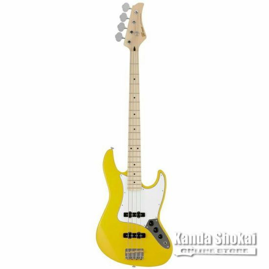 Greco WSB-STD, Yellow / Maple Fingerboardの商品画像1
