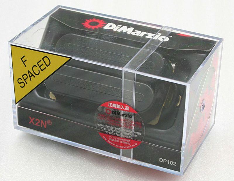 [Outlet] DiMarzio DP102 X2N BKの商品画像1