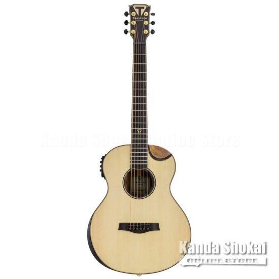 Traveler Guitar CL-3E, Spruce Topの商品画像1