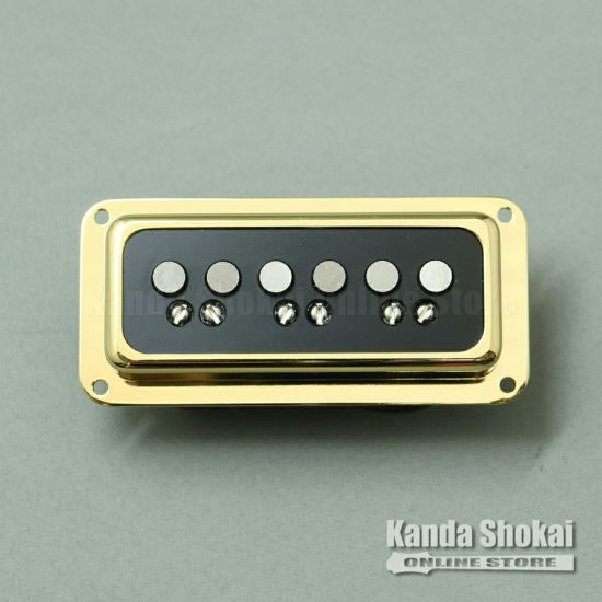 Gretsch GT402 Dynasonic Bridge, Goldの商品画像1