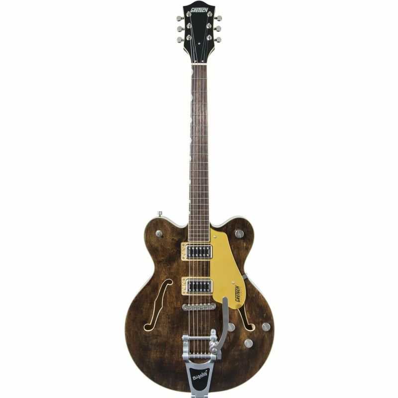 Gretsch G5622T Electromatic Center Block Double-Cut with Bigsby, Imperial Stainの商品画像1