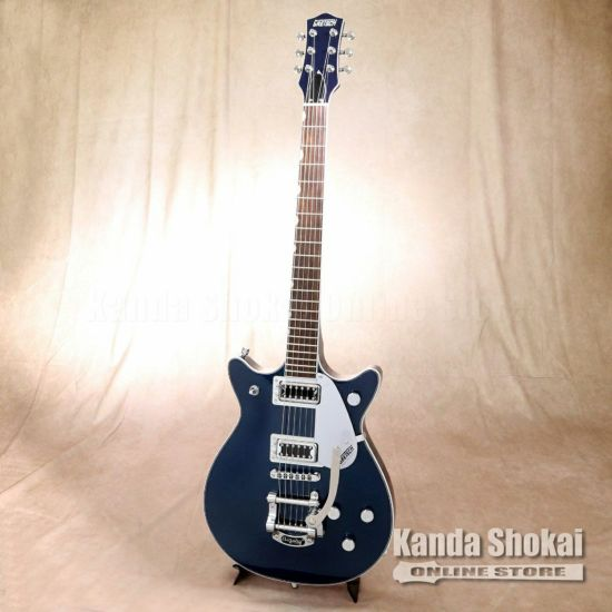Gretsch G5232T Electromatic Double Jet FT with Bigsby, Midnight Sapphireの商品画像1
