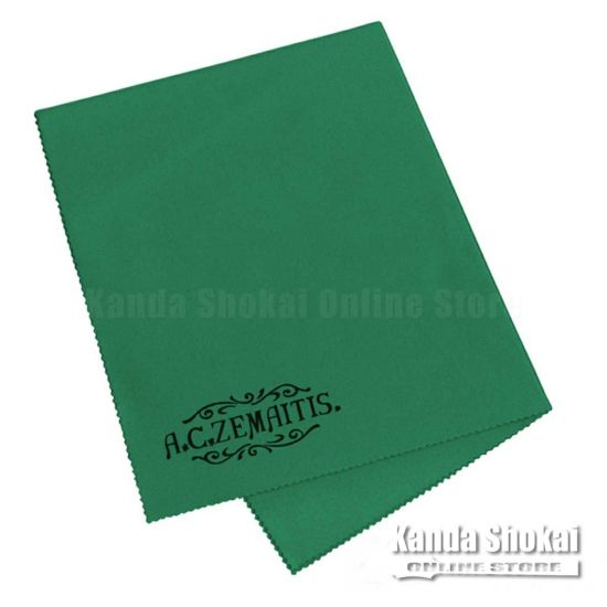 ZEMAITIS Microfiber Cloth ZMC-1, Greenの商品画像1
