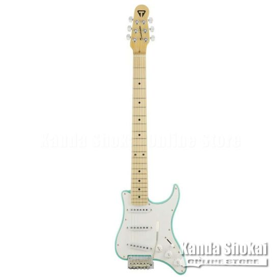 Traveler Guitar Travelcaster, Surf Greenの商品画像1