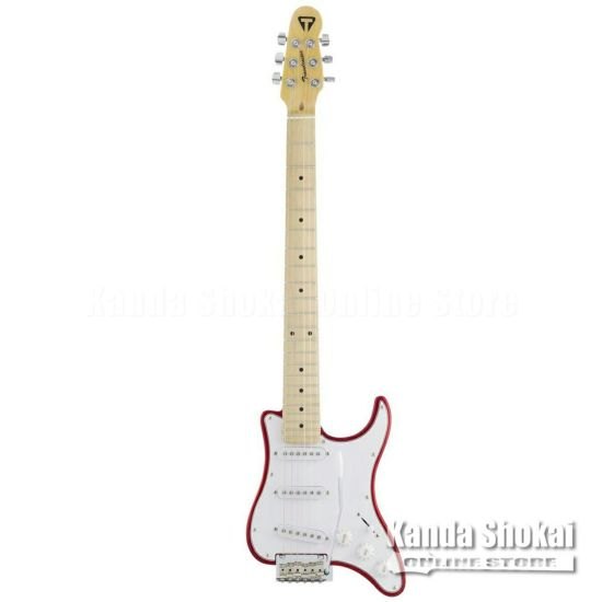 Traveler Guitar Travelcaster, Candy Apple Redの商品画像1
