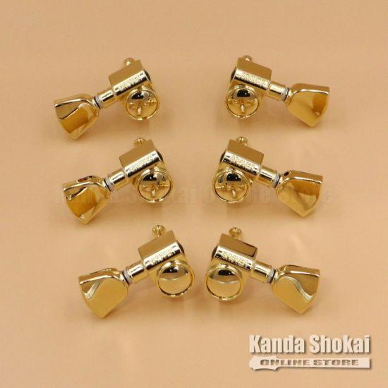 Grover 102 Keystone button, Goldの商品画像1