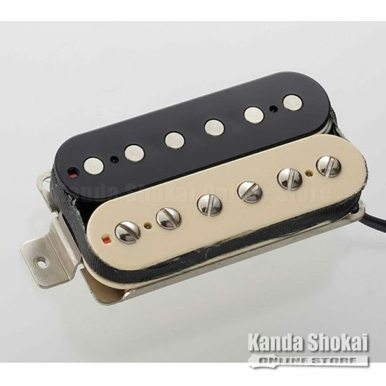 TV Jones Starwood Humbucker Bridge, Zebraの商品画像1