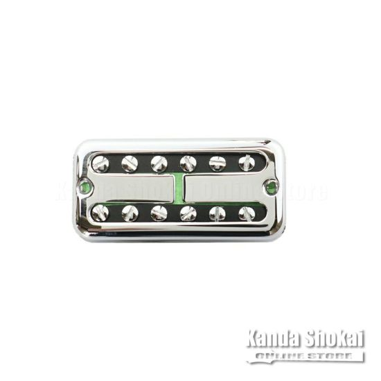 TV Jones Ray Butts Ful-Fidelity Filter'Tron Blank Cover Neck, Chromeの商品画像1
