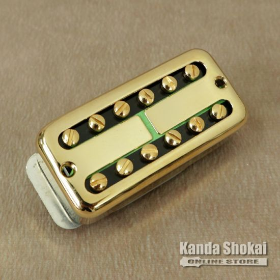TV Jones Ray Butts Ful-Fidelity Filter'Tron Blank Cover Bridge, Goldの商品画像1