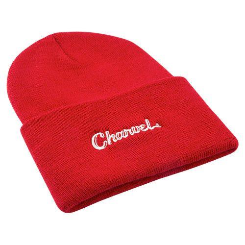Charvel Logo Beanie, Redの商品画像1
