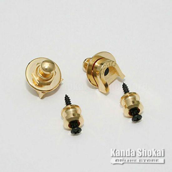 Grover Strap Lock GP800, Goldの商品画像1