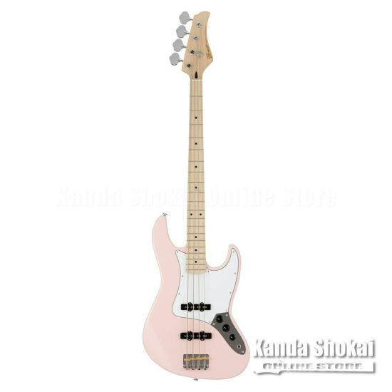 Greco WSB-STD, Light Pink / Maple Fingerboardの商品画像1