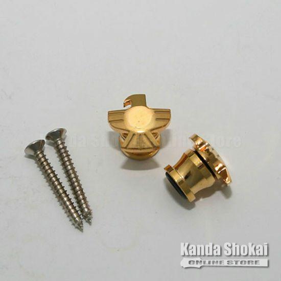 Grover Strap Button 620 EAGLE, Goldの商品画像1