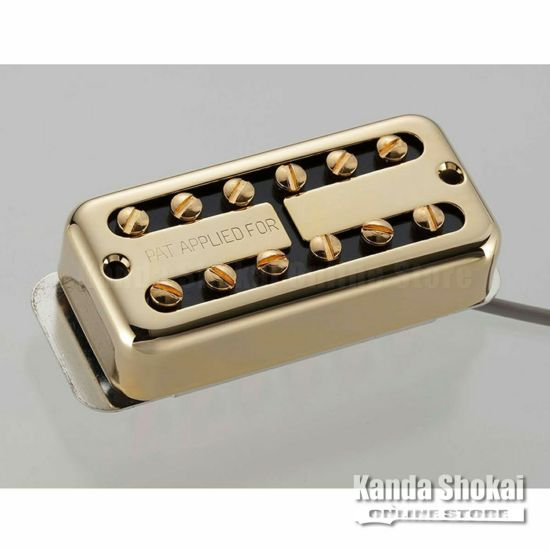 TV Jones Ray Butts Ful-Fidelity Filter'Tron PAF Cover Neck, Goldの商品画像1