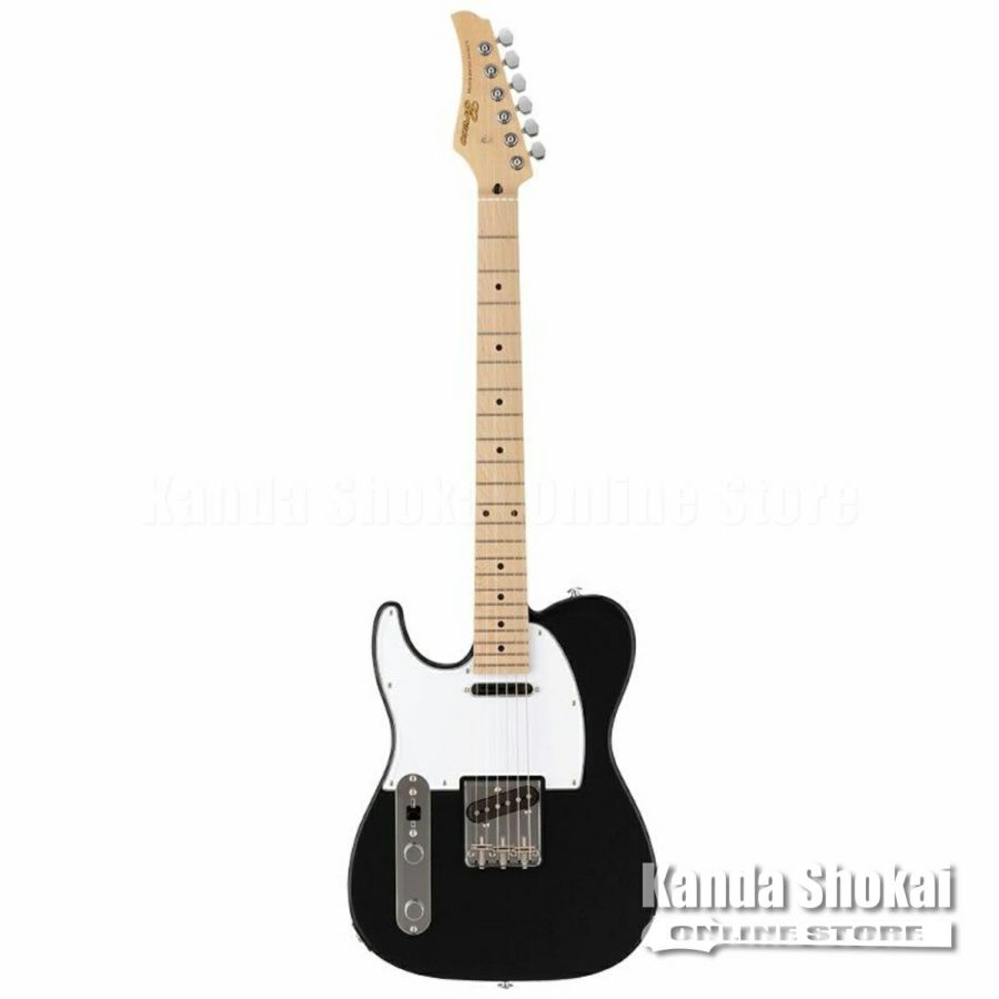 Greco WST-STD LH, Matt Black / Maple Fingerboardの商品画像1