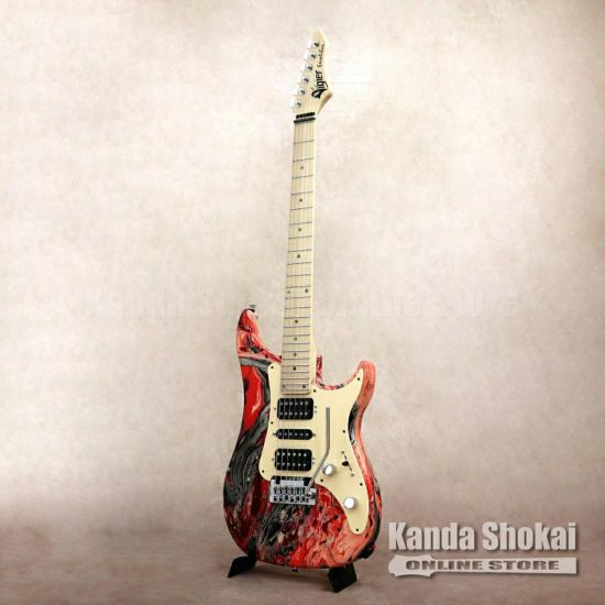 Vigier Excalibur Supra HSH VE6-CVS1, Rock Art design / Maple Fingerboard #3 [S/N: 180302]の商品画像1