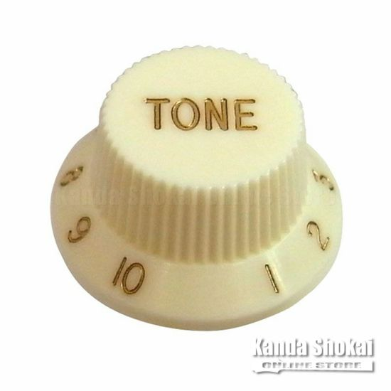 Greco Tone Knob for WS-STD, Aged Whiteの商品画像1