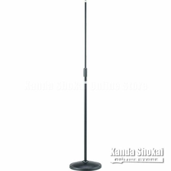 TAMA Standard Series Straight Stand with Round Base MS200DBKの商品画像1