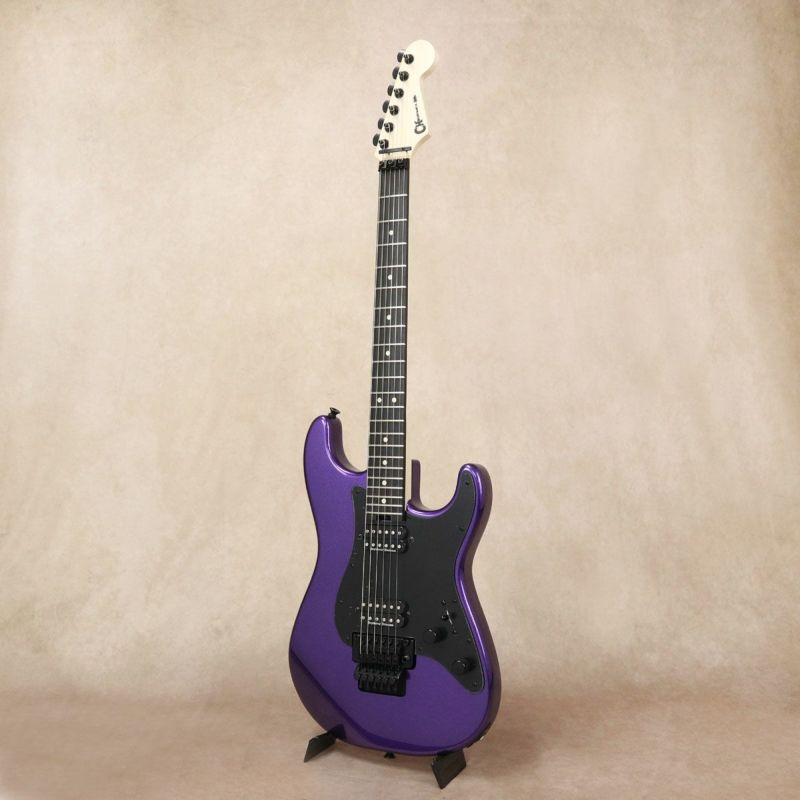 Charvel Pro-Mod So-Cal Style 1 HH FR E, Deep Purple Metallicの商品画像1