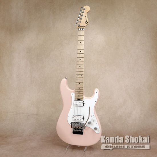 Charvel Pro-Mod So-Cal Style 1 HH FR M, Satin Shell Pinkの商品画像1
