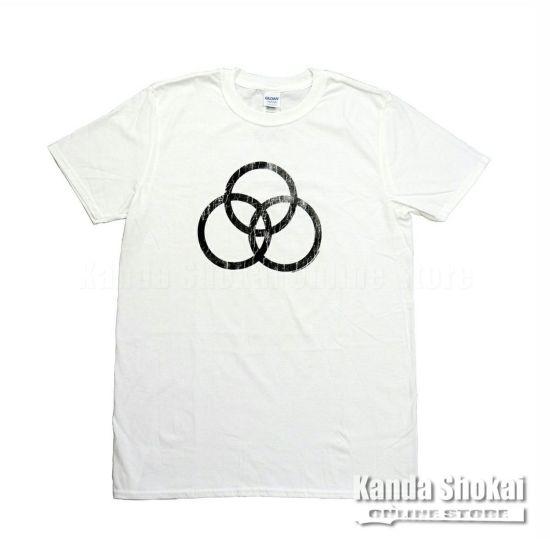 Promuco John Bonham T-Shirt WORN SYMBOL, White, Mediumの商品画像1