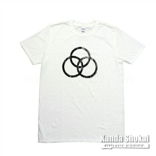 Promuco John Bonham T-Shirt WORN SYMBOL, White, Largeの商品画像1