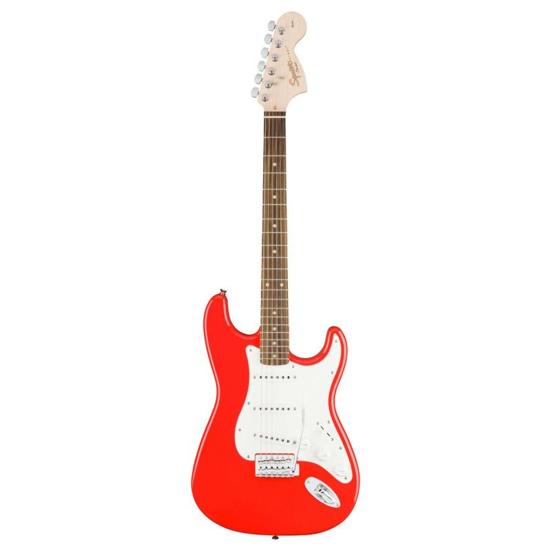 Squier Affinity Series Stratocaster, Race Redの商品画像1