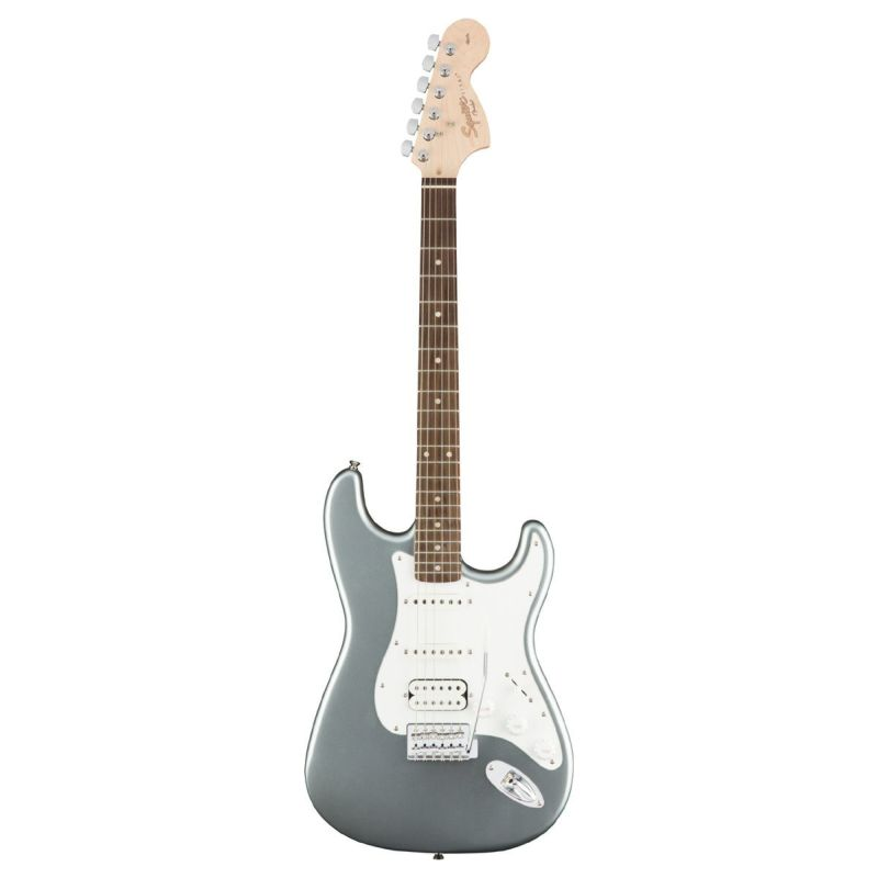 Squier Affinity Series Stratocaster HSS, Slick Silverの商品画像1