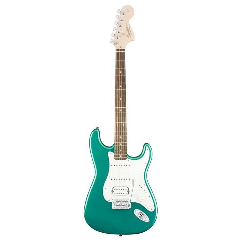 Squier Affinity Series Stratocaster HSS, Race Greenの商品画像1