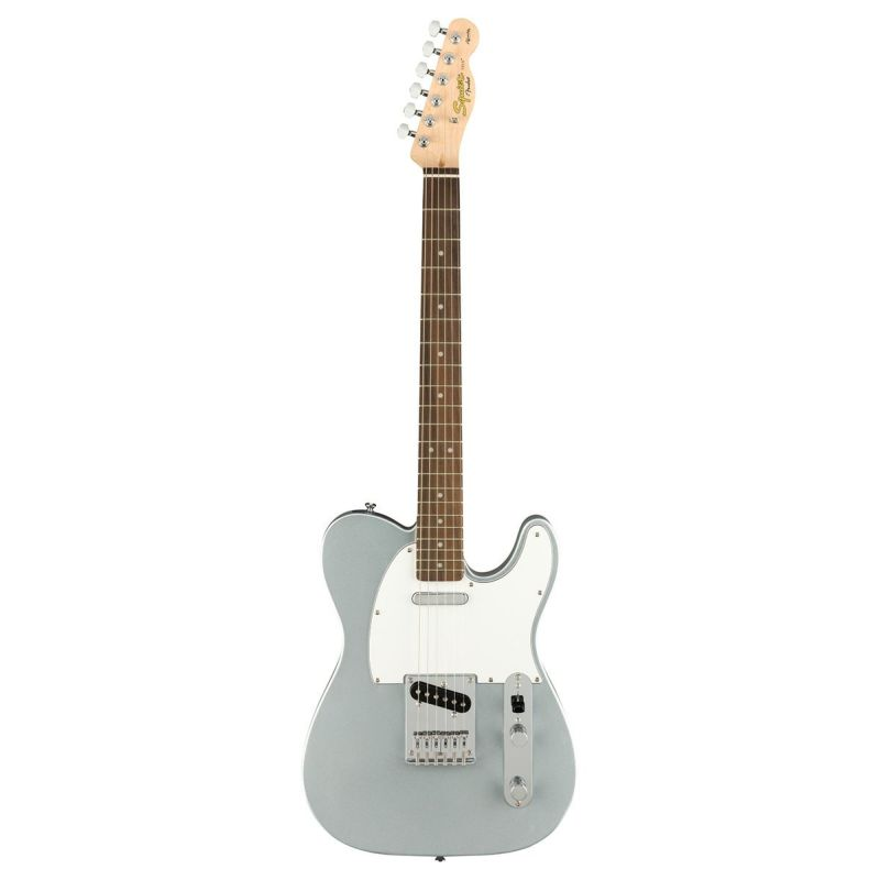 Squier Affinity Series Telecaster, Slick Silverの商品画像1