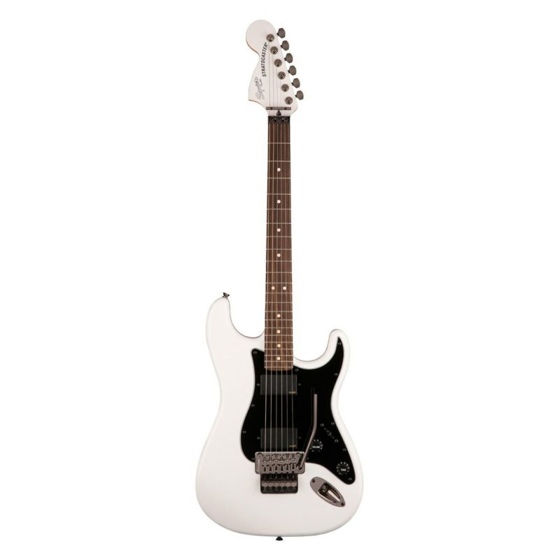 Squier Contemporary Active Stratocaster HH Reverse, Olympic Whiteの商品画像1